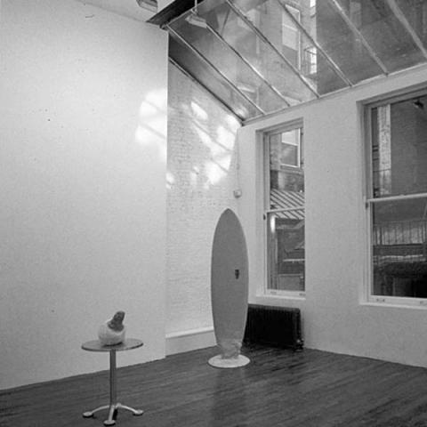 Zwirner Art Gallery Soho NYC